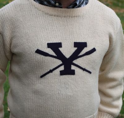 Yale Sweater - front