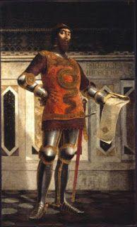Il Manoscritto del Cavaliere: 1. Bernabò Visconti e il monumento funebre del Dia...
