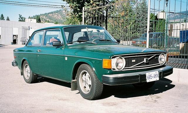 Volvo 142 GL 1974 diesel