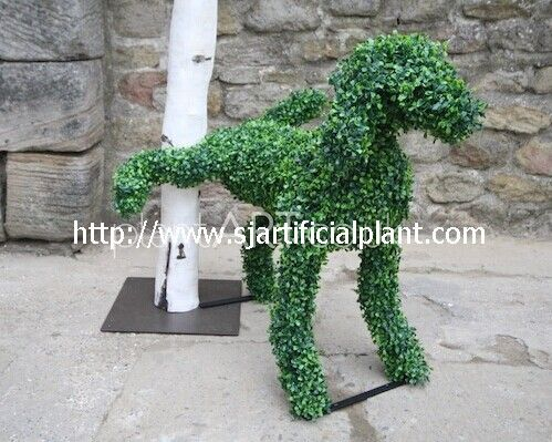 New Shapes Artificial Grass Animal Plastic Grass Dog Topiary Photo, Detailed about New Shapes Artificial Grass Animal Plastic Grass Dog Topiary Picture on Alibaba.com.