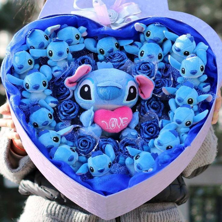 Perfect valentines gift for stitch lovers