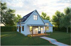 Пассивный дом «Солнечная ферма» сам себя обеспечит энергией