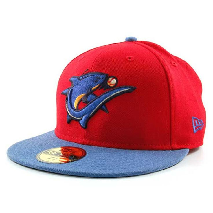 clearwater threshers | TOP > NewEraキャップ Minor League [Clearwater Threshers] レッド