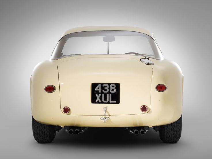 1955 Ferrari 410 S Berlinetta by Scaglietti
