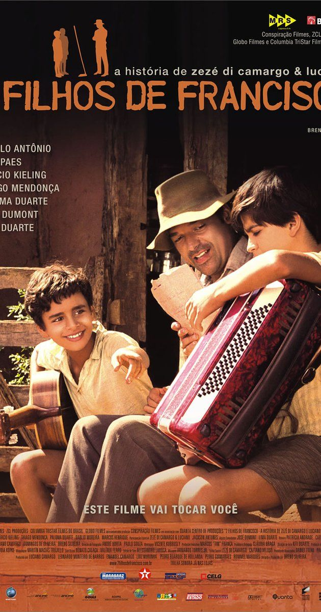 Directed by Breno Silveira.  With Ângelo Antônio, Dira Paes, Márcio Kieling, Thiago Mendonça. The story of Francisco, a very simple and poor man whose dream was to see his children become country music stars, and who made all the efforts to make it happen.