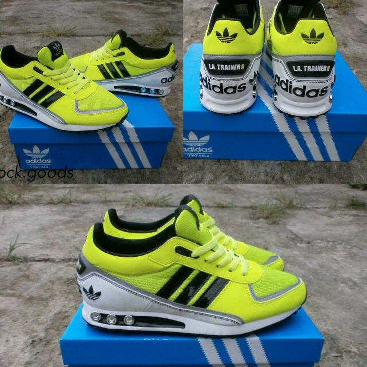 Adidas La Trainer 2 chriscorneyproductions.co.uk