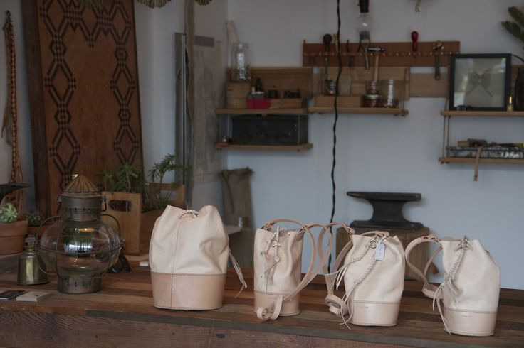 HJN Leather Craft Co. veg tan leather bags #leather #handcrafted #bag #accessory #madeincanada