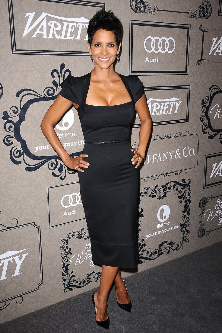 Halle Berry- Variety's 4th Annual Power Of Women Event 2012
