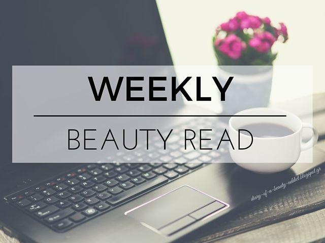 Weekly Beauty Read #90