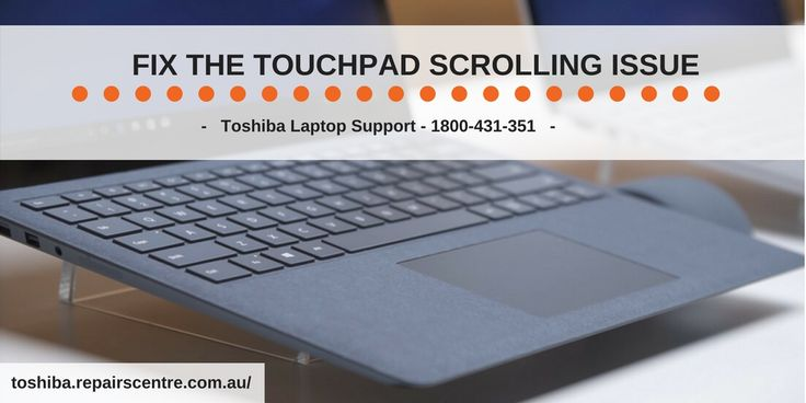 Fix the Touch-pad scrolling Issue | Call 1800-431-351 | #Scrolling #Issue