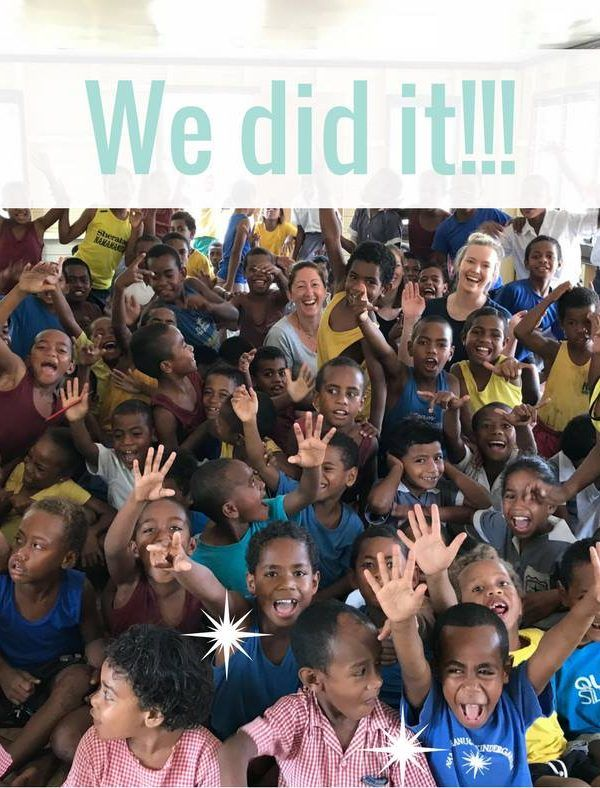 15 New Tablets Donated + Brand New Internet Access for Fiji Island School