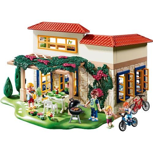 Playmobil summer house playmobil toys r us gift ideas brayden pinterest playmobil - Casitas de tela para ninos toysrus ...
