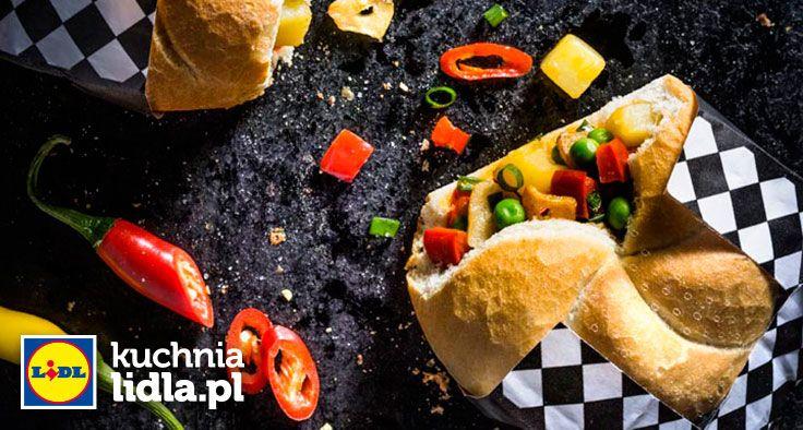 Kajzerki z warzywami. Kuchnia Lidla - Lidl Polska. #lidl #chrupiacezpieca