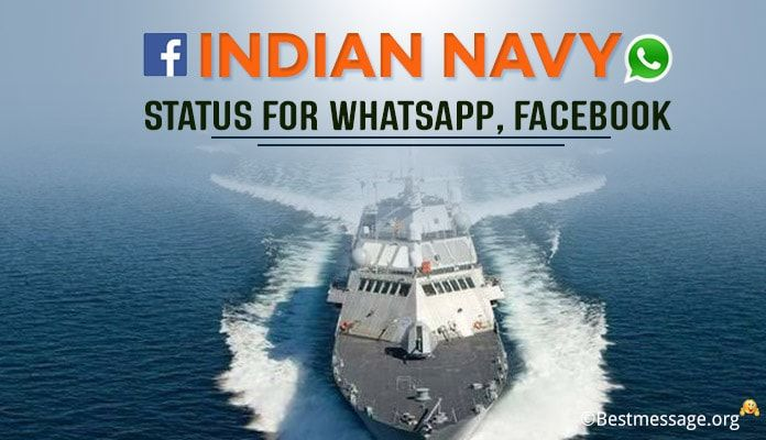 Indian Navy Status For Whatsapp Facebook Navy Day Status Indian Navy Navy Day Indian Navy Day