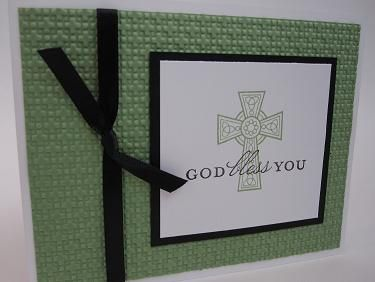 Crosses of Hope Card by coolscrapbooktools - Cards and Paper Crafts at Splitcoaststampers