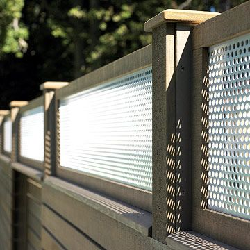 how to make your own privacy fence 3