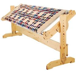 Hand Quilting Frame Kit for tying out quilts with the ability to flatten and move out of the way.