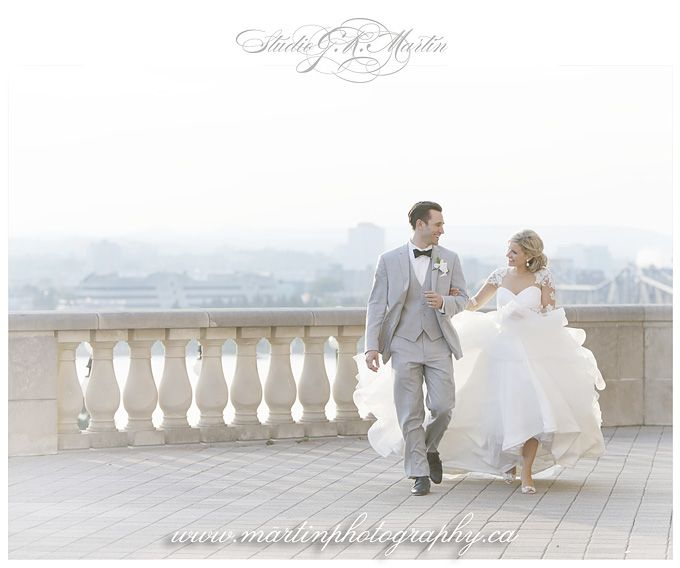 Ottawa Wedding Photographers Ottawa Fairmont Chateau Laurier Wedding - Hayley Paige Gown - Adam Room