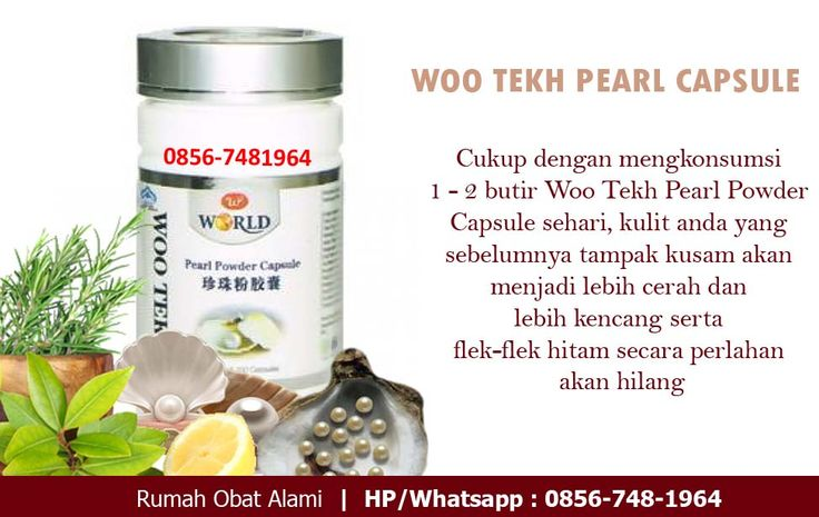pearl powder / bubuk mutiara