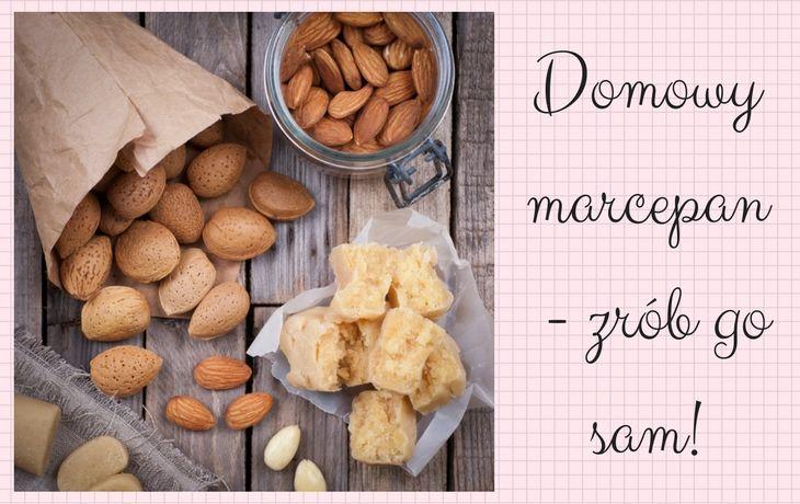 Domowy marcepan - to naprawdę proste ;-) #marcepan #marzipan #homemade #tasty