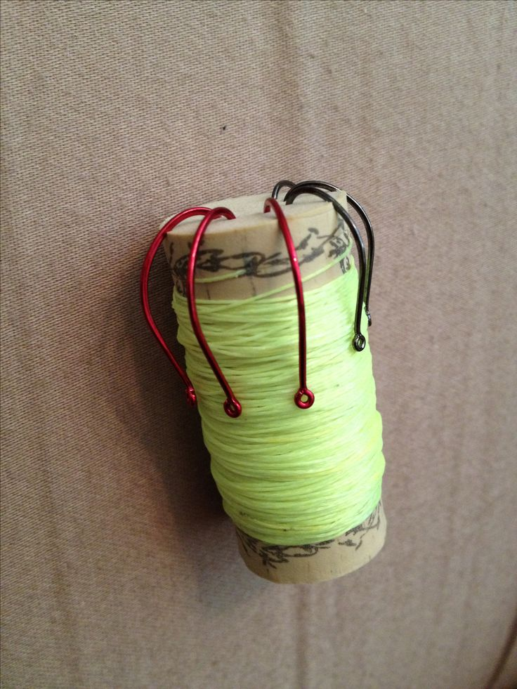 Here is a quick and easy little project you can put for Basic fishing gear