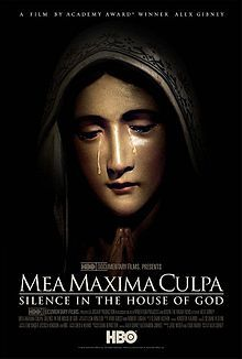 """Important Documentary Currently on HBO:  """"Mea Maxima Culpa: Silence in the House of God"""" -- The film details the first known protest against pedophile priests sex abuse in the United States by four deaf men."""