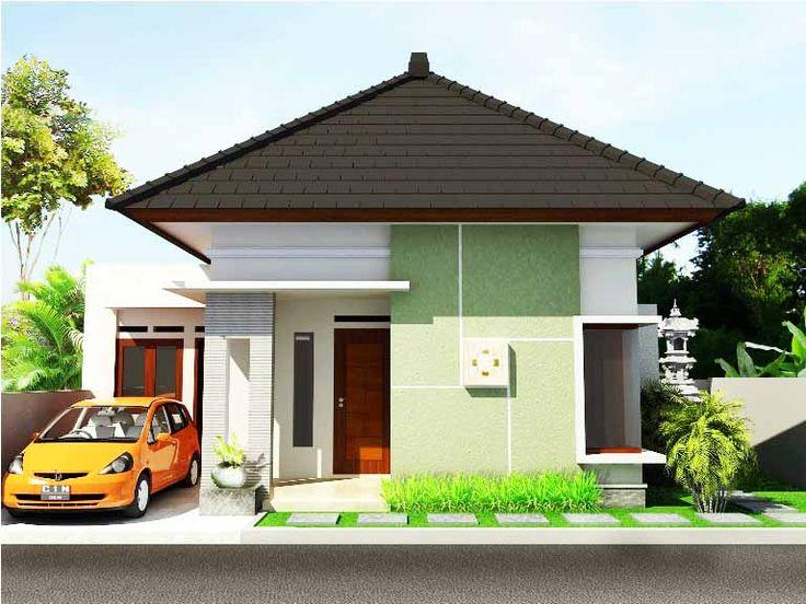 10 Desain Rumah Minimalis 1 Lantai Terkini 2016
