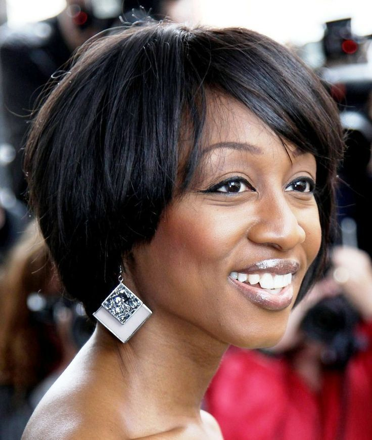 Astounding 1000 Images About New Hair On Pinterest Relaxed Hairstyles Short Hairstyles For Black Women Fulllsitofus