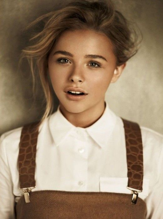 Chloe Grace Moretz for Vanity Fair Italy March 2012  #style #celebs #photography #fashion