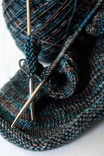 ༺✿Knitting Love