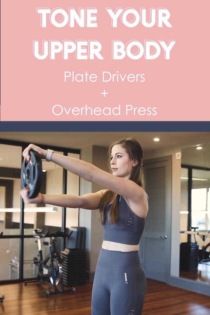 Upper Body Workout for Women – workout