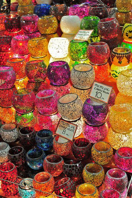 Egyptian Bazaar, Istanbul, Turkey