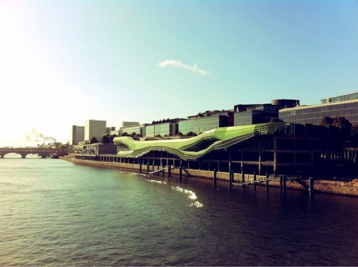 Les Docks – Cité de la Mode et du Design  #radform #MO14 #parisdesignweek #TOG_OFFICIAL #TOGParis