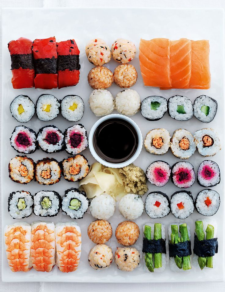 Large Sushi Sharing Platter (48 pieces) | M&S