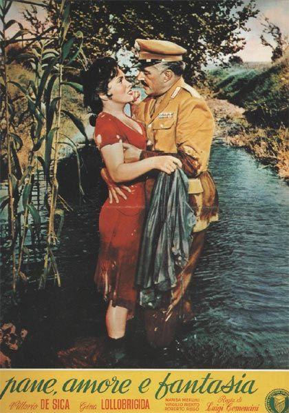Pane, amore e fantasia - Film (1953)