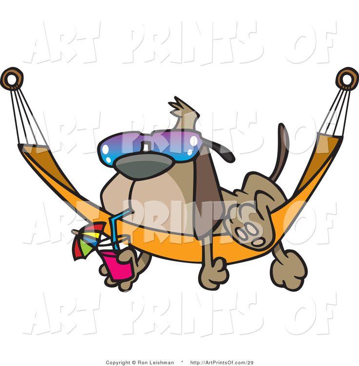 free clipart hammock cartoon - photo #21