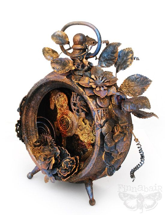 http://tworzysko.blogspot.ie/2015/06/clock-horse-and-touch-of-steampunk-and.html