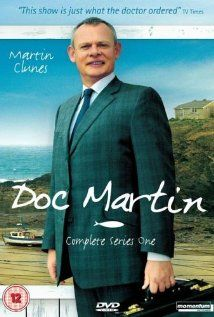 Doc Martin (Trials & tribulations of a socially challenged doctor in Cornwall, England - charming!)