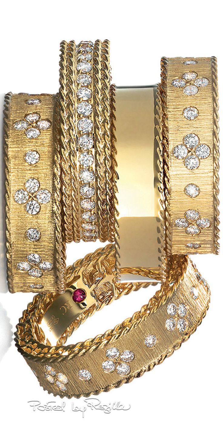 Rosamaria G Frangini | TJS | High Ethnic Jewellery | Regilla ⚜ Roberto Coin
