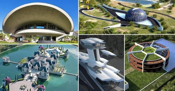 13 Famous Celebrity Mansions That Will Make You Jealous Of Them