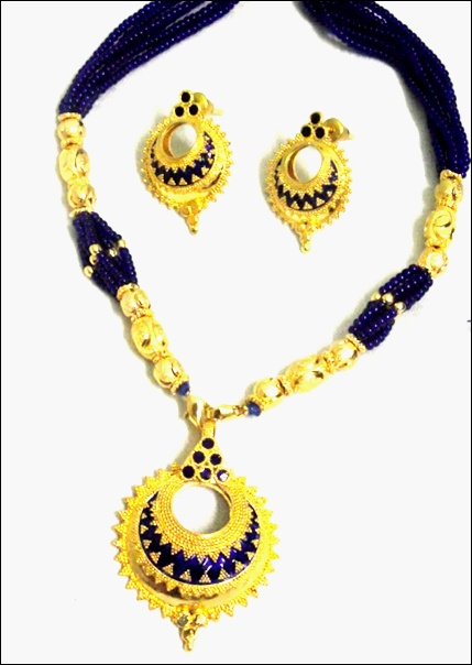 Exotic Assamese Jewellery-Keru
