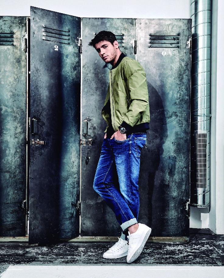 Morata, un 'top model' para Marca Estilo - Foto 1 de 8 | Marca.com