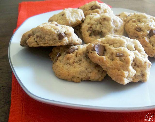 Biscotti al marsala e cioccolato