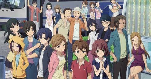 Reseña Anime: Mayoiga