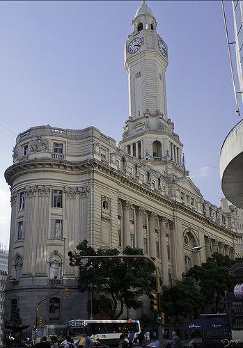Palacio de la Legislatura - Buenos Aires