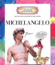 Cover of: Michelangelo by Mike Venezia (in TAL)