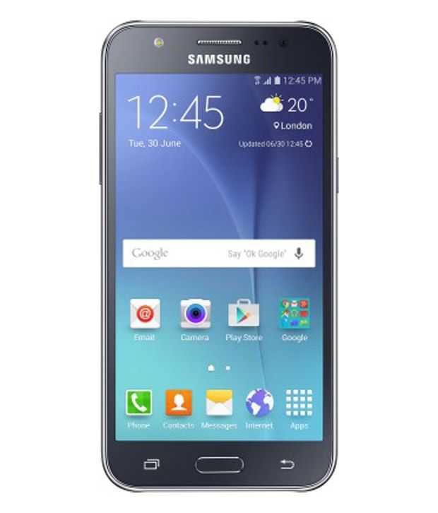Samsung Galaxy J5 (8GB, Black)