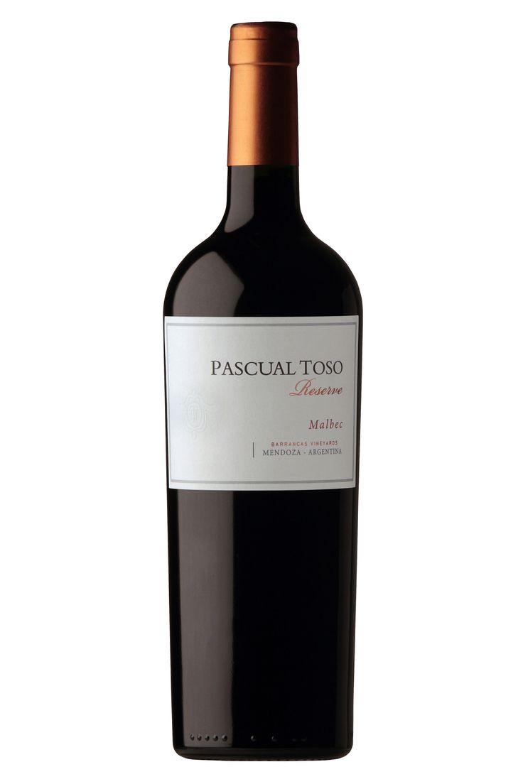 Pascual Toso Malbec Reserva