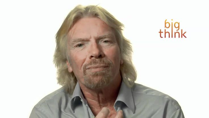 Richard Branson: Advice for Entrepreneurs and much more by BigThink ....