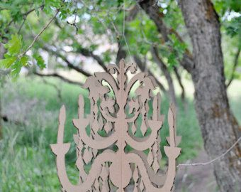The 25 best cardboard chandelier ideas on pinterest paper small diy cardboard chandelier aloadofball Choice Image